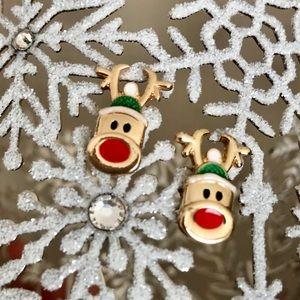 ✨ Rein deer earrings ✨